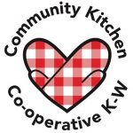 Community Kitchen Co-operative K-W logo