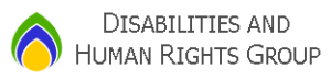 Disabilities and Human Rights Group logo
