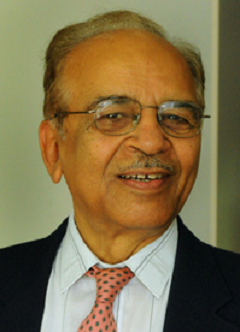 Portrait of Shiv Talwar