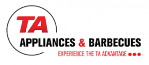 TA Appliances logo and wordmark