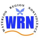 logo: Waterloo Region Nonviolence | WRN